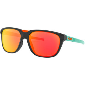 Oakley Anorak Sunglasses matte black/prizm ruby